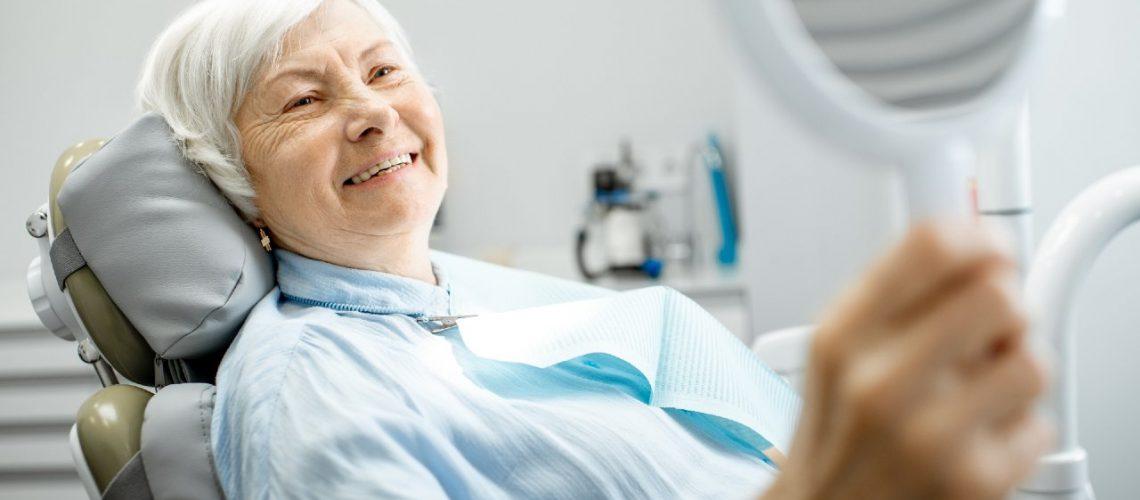 People with Gum Disease